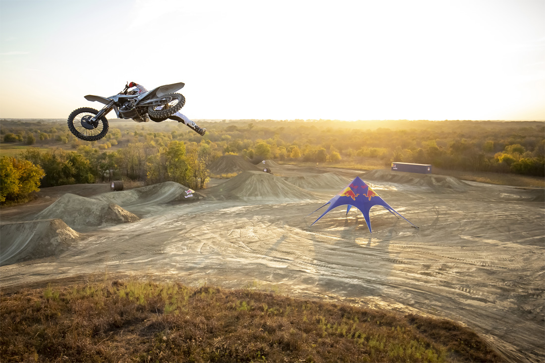 Cole Seely no Red Bull Imagination