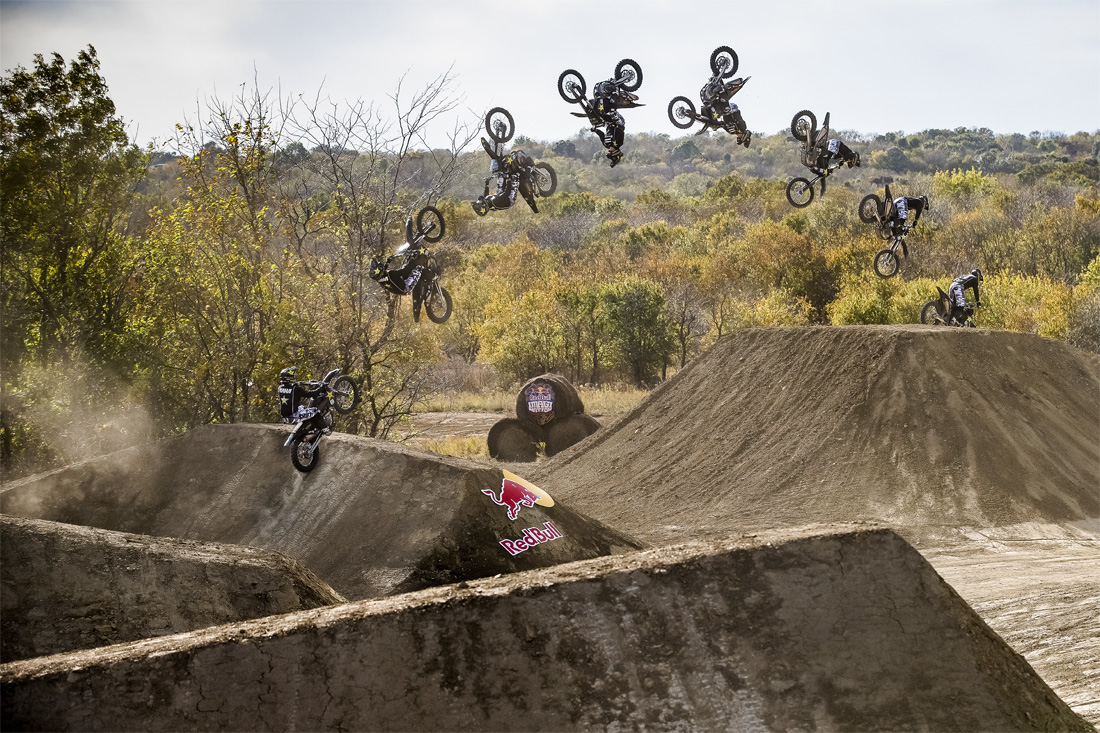 Colby Raha no Red Bull Imagination