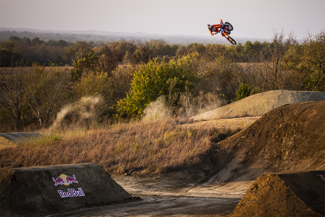 Ryan Sipes no Red Bull Imagination